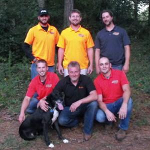 SCS Trees Team Photo